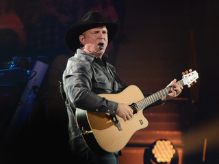 Listen to Garth Brooks' upbeat new single