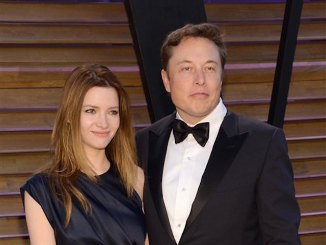 Tesla CEO Elon Musk's wife files to divorce billionaire