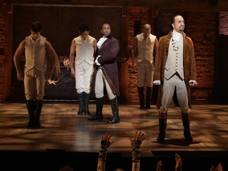 'Hamilton' gets another shot to make history
