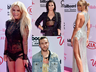 Gallery: 2016 Billboard Music Awards red carpet