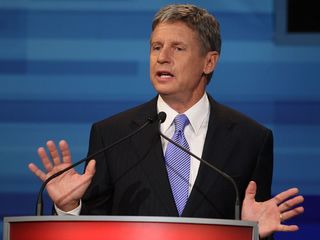 Libertarian Party picks presidential candidate