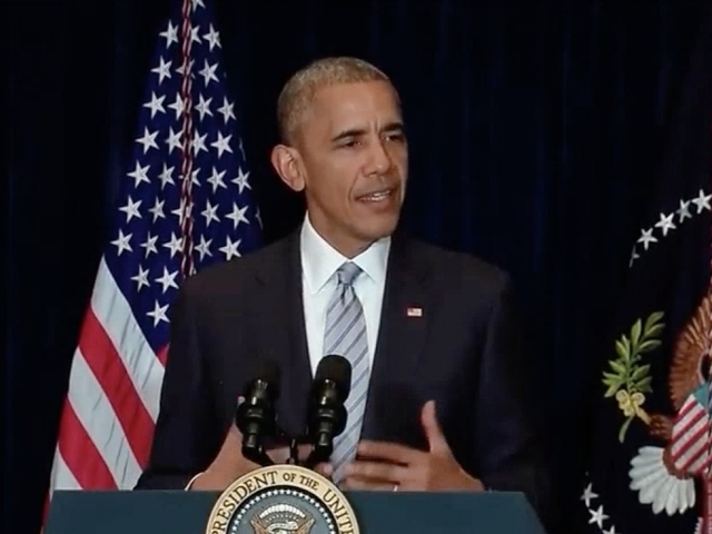 White House: Obama 'deeply disturbed' by police shootings
