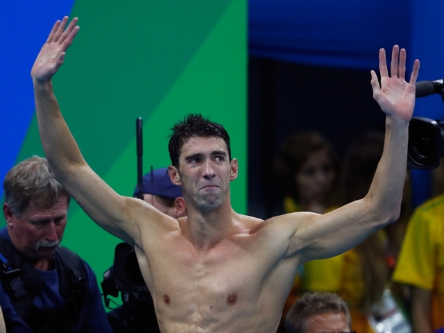 Michael Phelps' Olympic career put in context