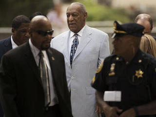 crime bill cosby legally blind assault charges