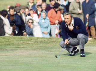 Photos: Remembering Golfer Arnold Palmer