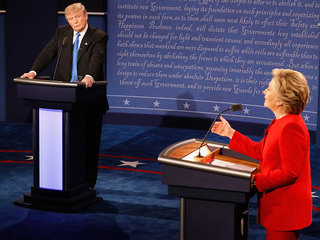 VIDEO: Monday's presidential debate highlights