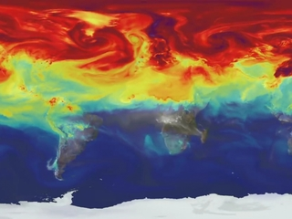 Earth's carbon dioxide levels reach record highs