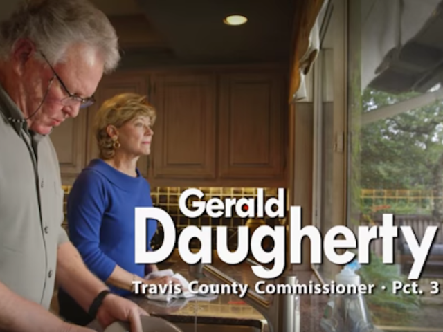 In a tense campaign season, Texas ad takes humorous approach