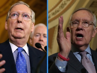 Sen. Reid praises Mitch McConnell as a 'friend'