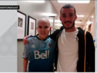 EA Sports honors cancer survivor in FIFA 17