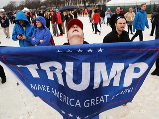 Expectations from Trump's fans and critics
