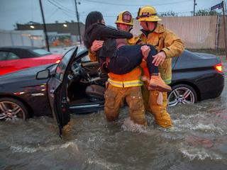 PHOTOS: Floods swallow California
