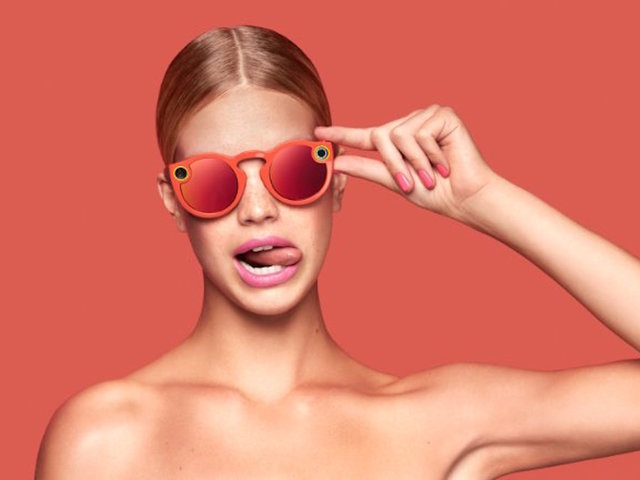 Snapchat Spectacles now sold online