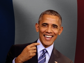 Petition calls for Obama to be French president