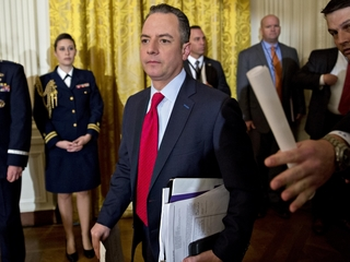 Priebus asks FBI to dispute NYT claims on Russia