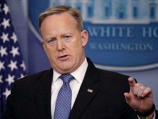 White House bars some news outlets from briefing