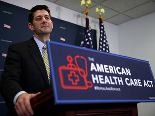History gives Trumpcare long odds of passing