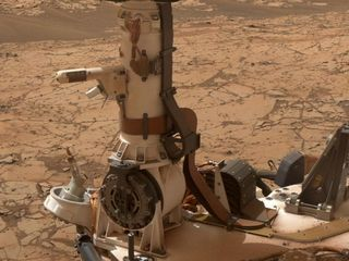Why NASA's Mars rover has barely moved