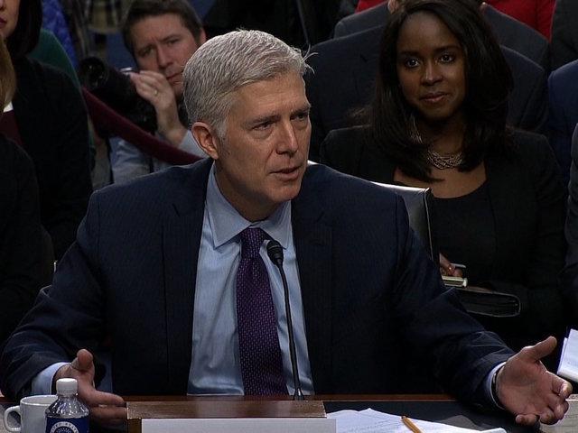 US Senate set to vote Thursday on limiting Supreme Court nominee debate