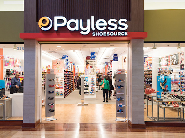 Payless files for bankruptcy, will close 400 stores