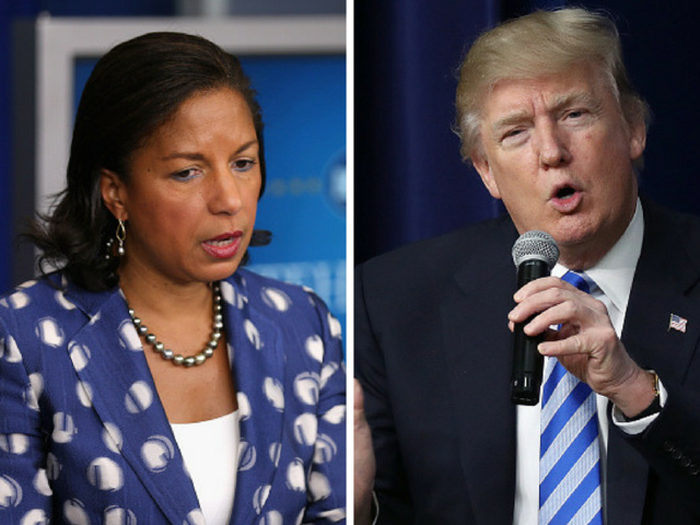 Trump Picks Strategy To Counter Russia Storyline: Blame Susan Rice