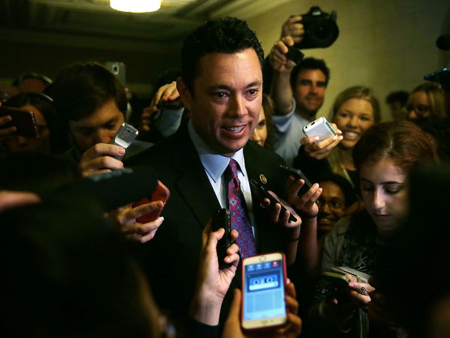 Jason Chaffetz Won't Run for Re-election in 2018