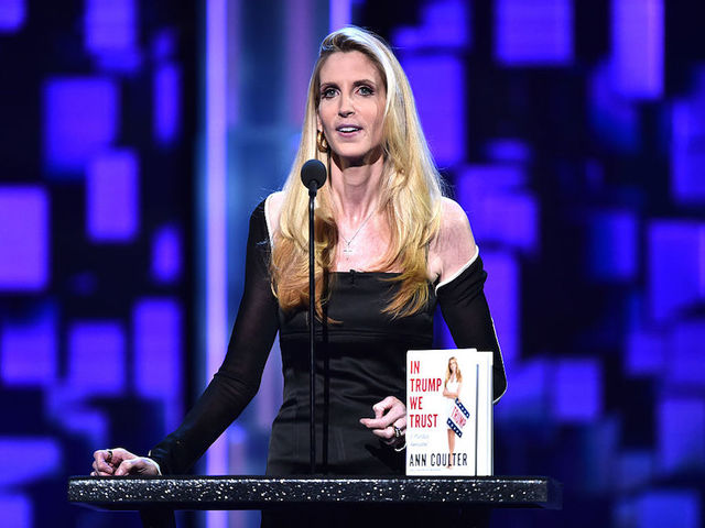 UC Berkeley cancels Ann Coulter speech over security fears