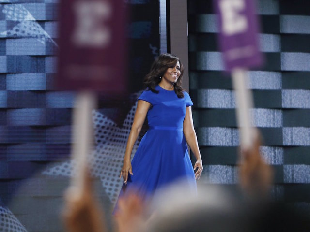 Michelle Obama declares she won't run for office