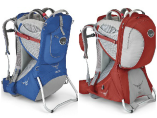 Child carriers recalled after kids fall out