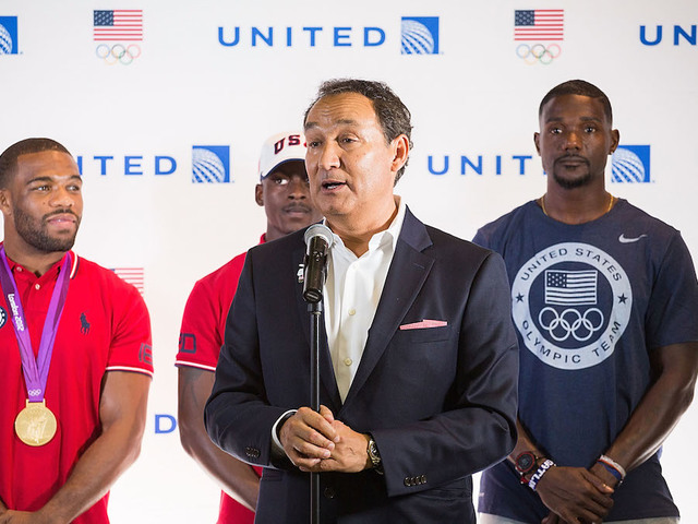 Embattled United CEO received US$18.7m in 2016 compensation