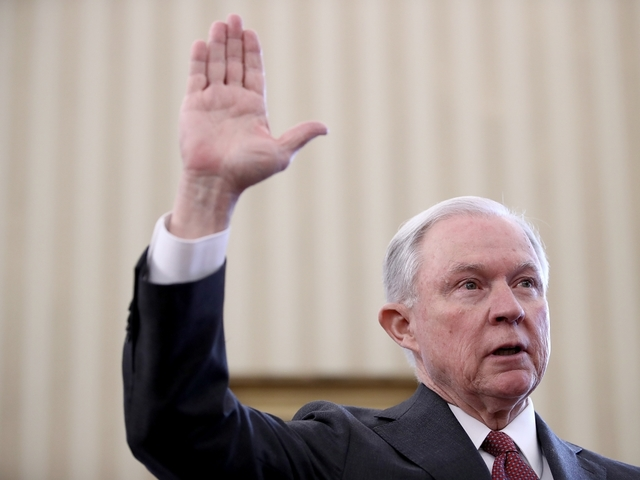 Jeff Sessions just strengthened Trump's crack down on sanctuary cities