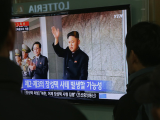 Report: N. Korea develops nuclear warhead