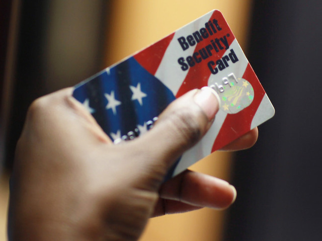Trump's food stamp proposal builds on previous GOP efforts