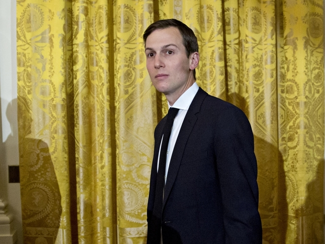 Trump's Son-in-Law Kushner Is Subject of Special Counsel's Russia Probe