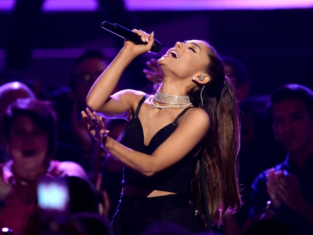 A star-studded return to Manchester for Ariana Grande