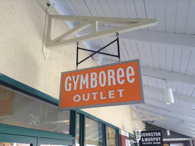 Gymboree files for bankruptcy protection; plans to close up to 450 stores