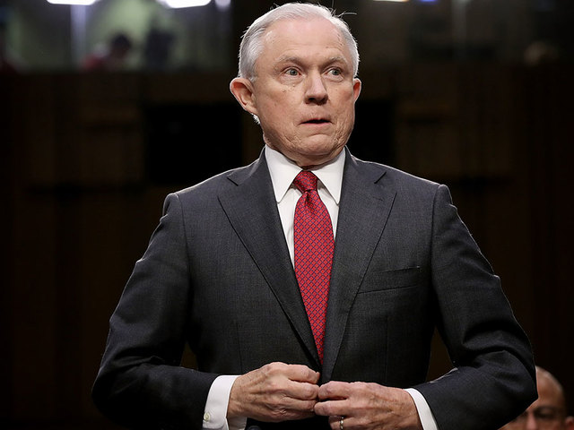 Sessions denies 'false and scurrilous allegations'