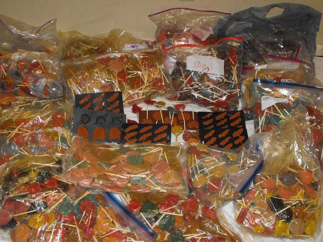 Deputies seize meth-laced lollipops worth $1 million