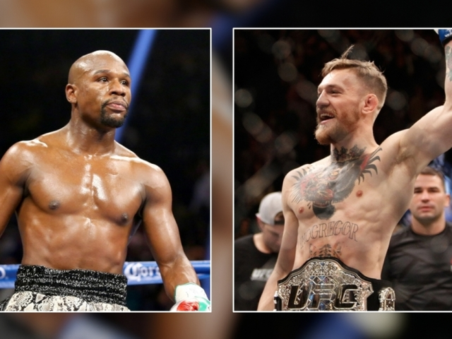 The Long-Awaited McGregor-Mayweather Fight Is Finally On