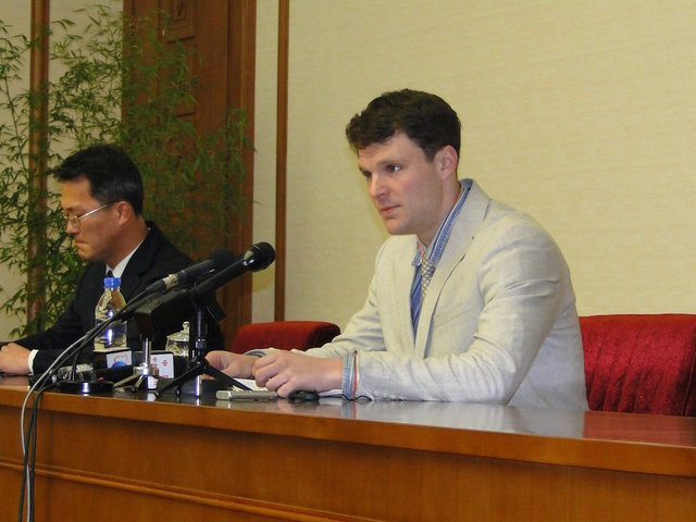 Doctor: No Evidence To Support North Korea's Explanation For Comatose College Student