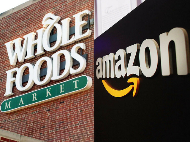 Amazon to acquire Whole Foods in $13.7 billion deal