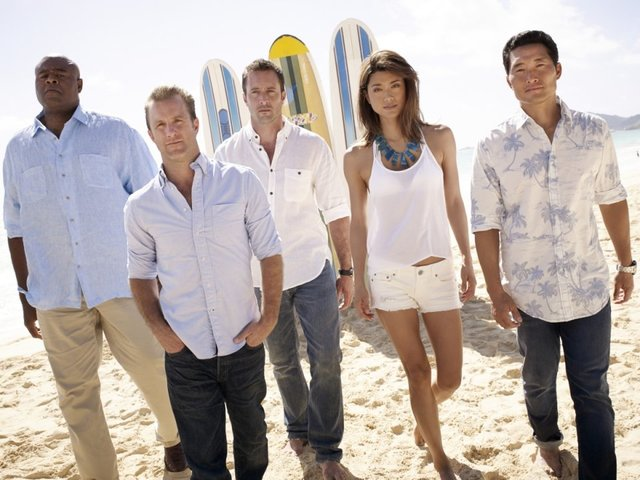 Hawaii Five-0 stars exit show over pay equality dispute