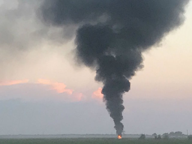 U.S.  military plane crash in MS  kills 16 people
