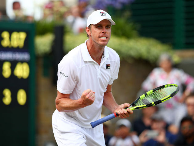 Murray Upset, Djokovic Retirement Causes Chaos; Federer Cruising at Wimbledon