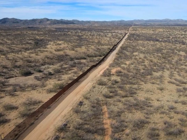 House GOP's $1.6 Billion Border Wall Plan Sets Up Fight