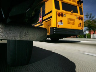 Kids' bus arrives nearly 4 hours late