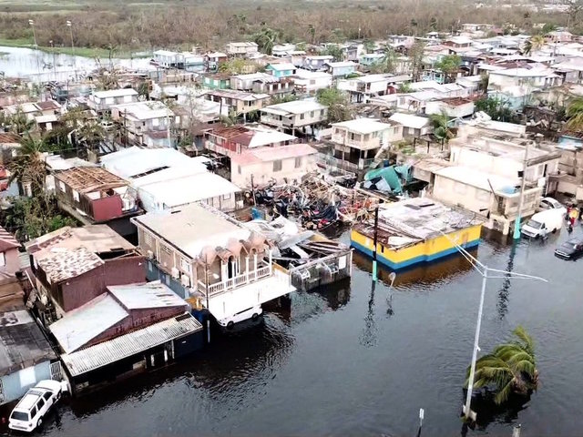 Help for Puerto Rico comes from Main St. New Britain