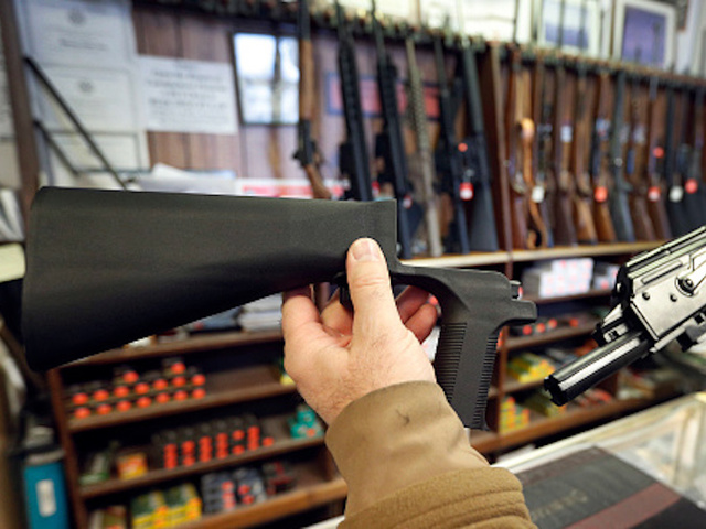 Retailers pull bump stocks from online stores