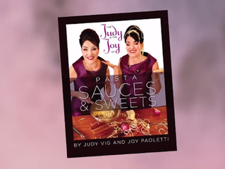 Twins create healthy recipes book