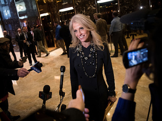 Conway on Moore: 'We want the votes'